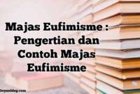 majas eufimisme
